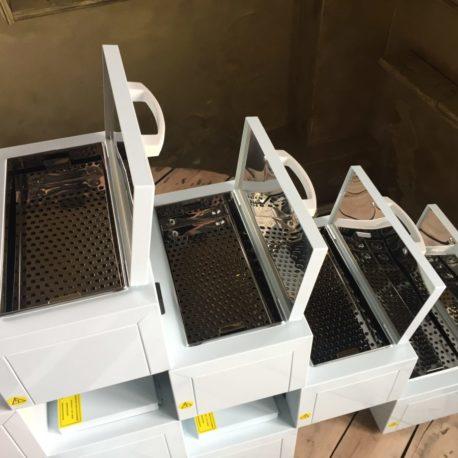 Сухожаровой шкаф NV-210