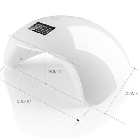 Гибридная лампа SUN5 48W LED/UV NEW 2017г