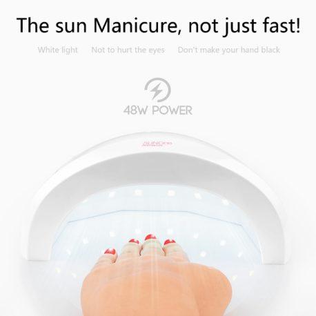 Гибридная лампа Sunshine 48w 2в1 LED/UV