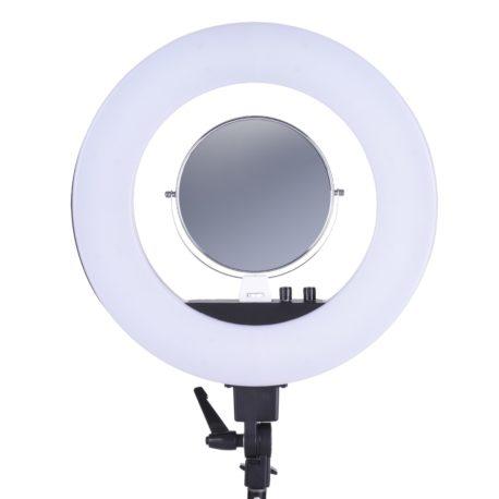 Лампа кольцевая Bi-COLOR CY-R50L 18' 50W с сумкой и штативом Salontool.ru