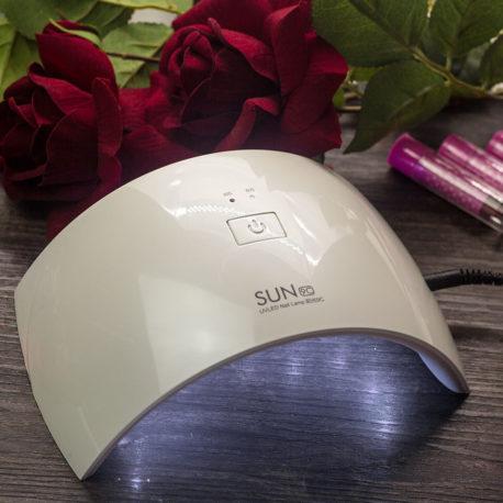 Sun9C лампа для сушки ногтей