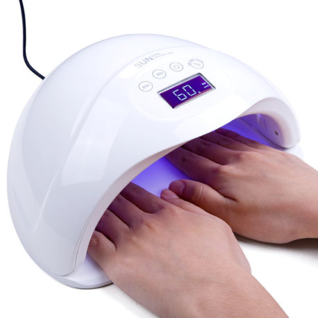 Modelones-SUN5-plus-48W-UV-Led-Lamp-24Leds-Dual-Hands-Nail-Dryer-Curing-Led-Lamp-For