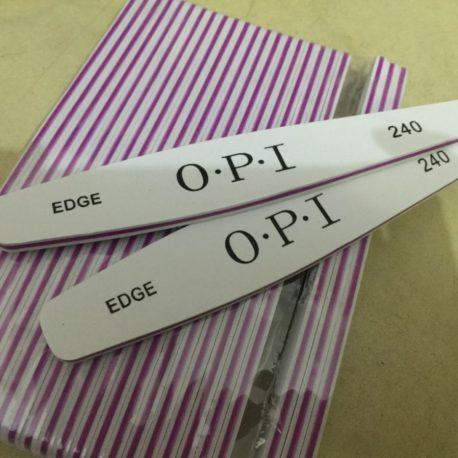 Пилка 240/240 OPI EDGE доводочная ромб 180*28*4мм