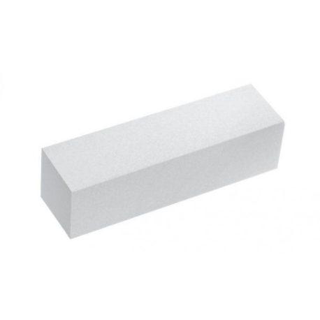 Блок шлифовальный для маникюра белый