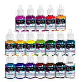 Набор красок OneAir Professional «Профи 10», 19 цветов по 20мл