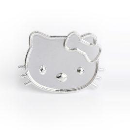 Кольцо-палитра «Hello Kitty» для разведения красок