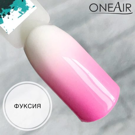 Краска для Аэрографа One Air Professional Фуксия, 10 мл