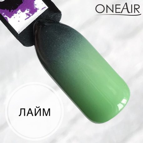 Краска для Аэрографа One Air Professional Лайм, 10 мл