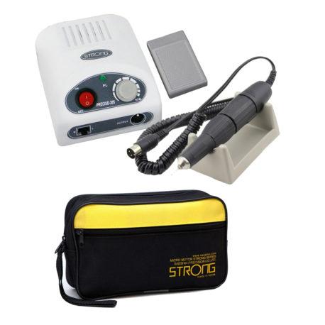 STRONG-205/102L Аппарат для маникюра и педикюра с сумкой