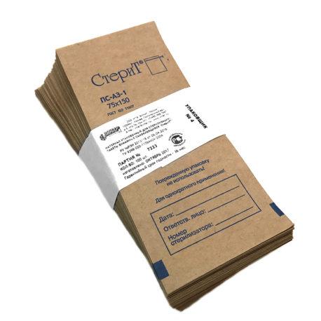 Крафт-пакет 70-150 Стерит Винар-Salontool.ru