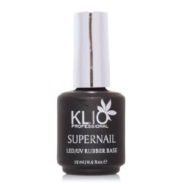 Klio Professional, База Supernail, Rubber Base, 15 мл salontool.ru - 1