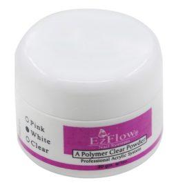 Акриловая пудра EzFlow 30мг, белая