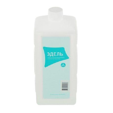 Профессиональное дезинфицирующее средство Эдель(кожный антисептик) 1 л