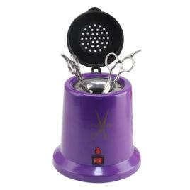 Стерилизатор шариковый гласперленовый WN308A, фиолетовый Salontool.ru