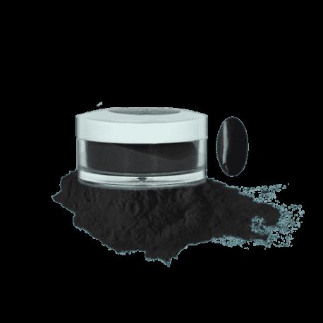 Пудра акриловая Fantasy Nails цветная для моделирования Black Panther, 10гр Salontool.ru