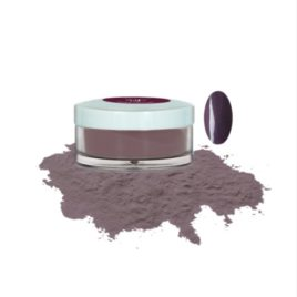 Пудра акриловая Fantasy Nails цветная для моделирования Plum Jam, 10гр Salontool.ru