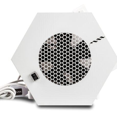 Супер мощный встраиваемый пылесос MAX Ultimate 4 Plus (белый)